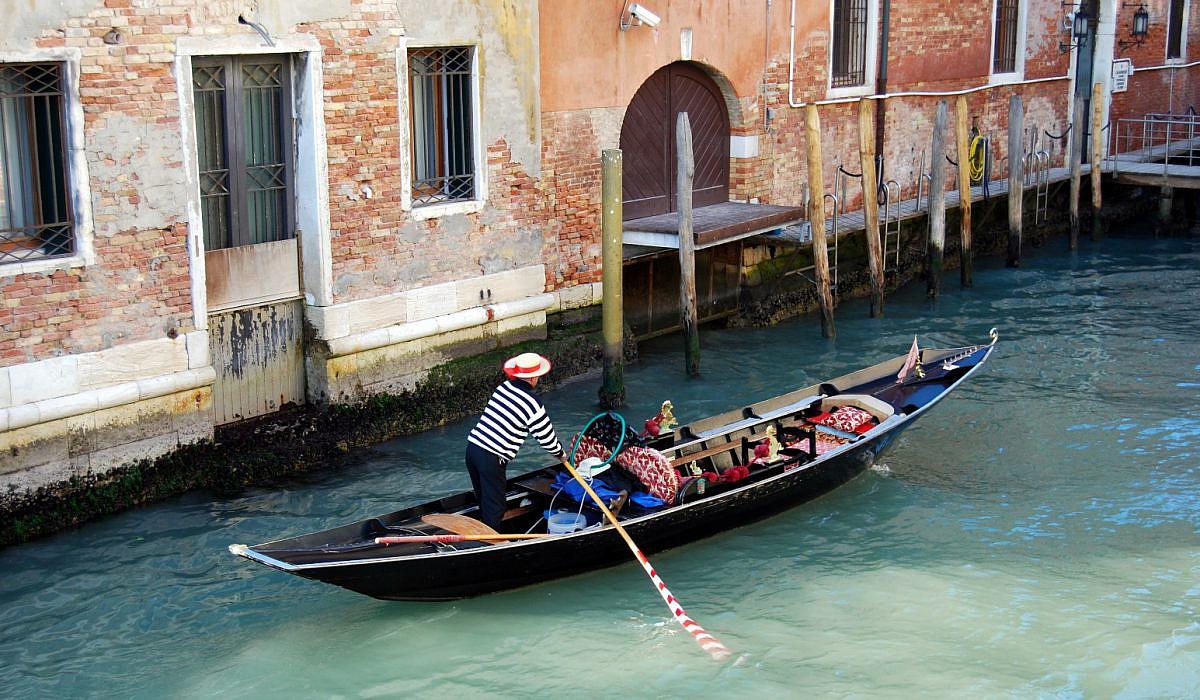 Gondel in Venedig | italien.de