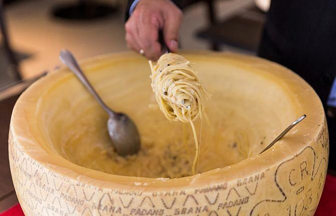 Grana Padano, Käse | italien.de