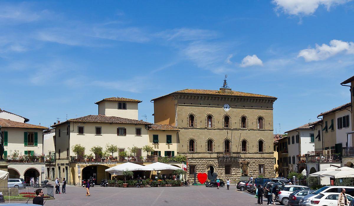 Greve in Chianti, Toskana | italien.de
