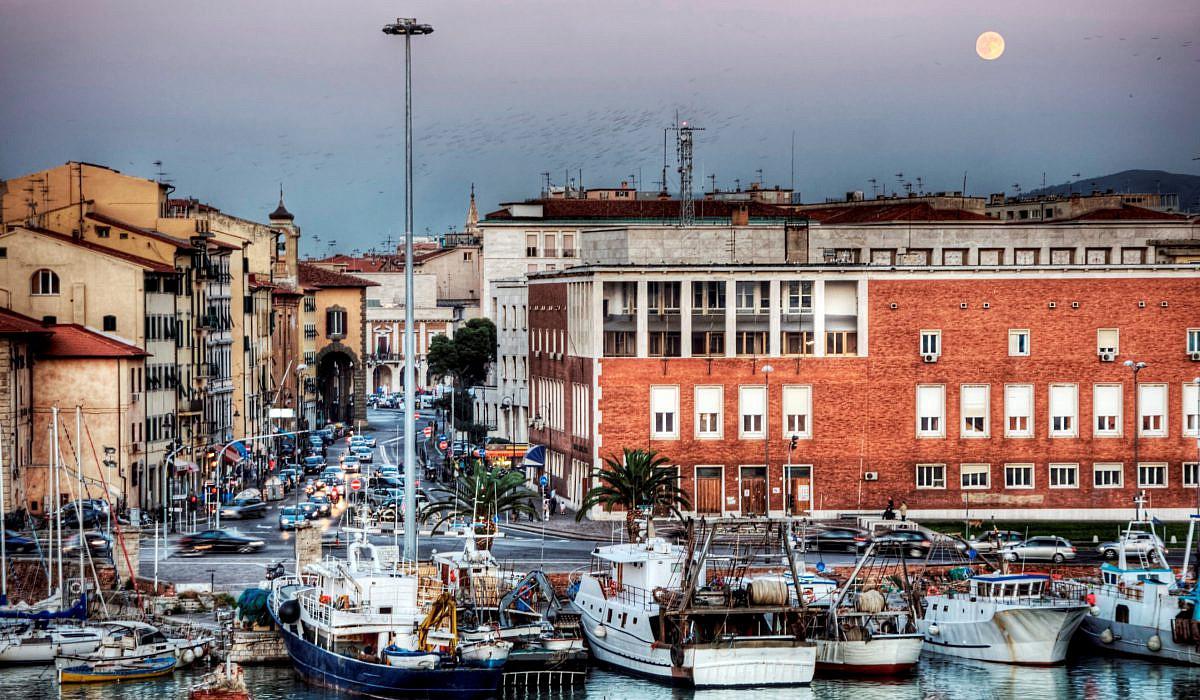 Hafen von Livorno, Toskana | italien.de