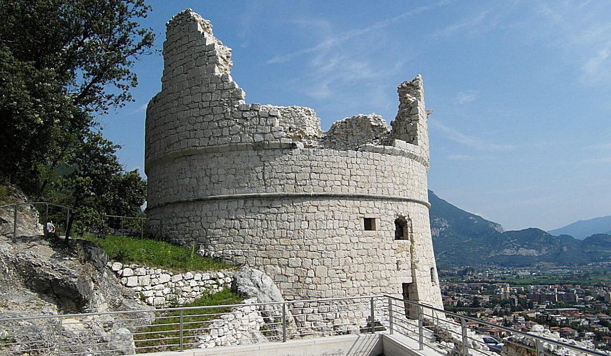Festung Il Bastione, Riva del Garda, Gardasee | italien.de