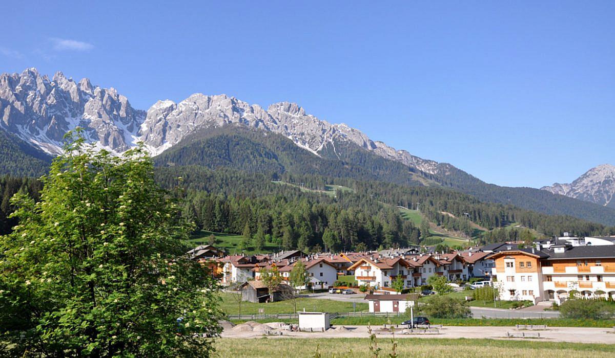 Stadtzentrum von Innichen, Südtirol | italien.de