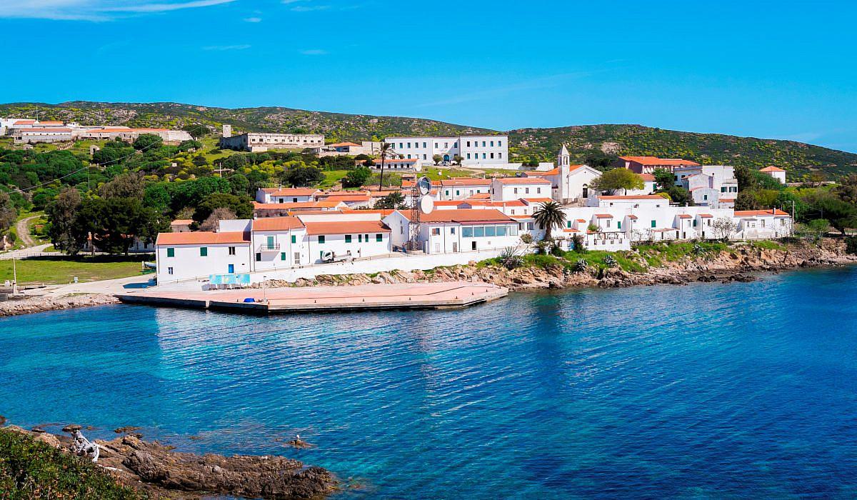 Cala di Oliva auf der Insel Asinara, Sardinien | italien.de