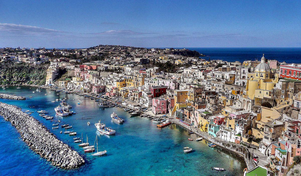 Insel Procida| italien.de