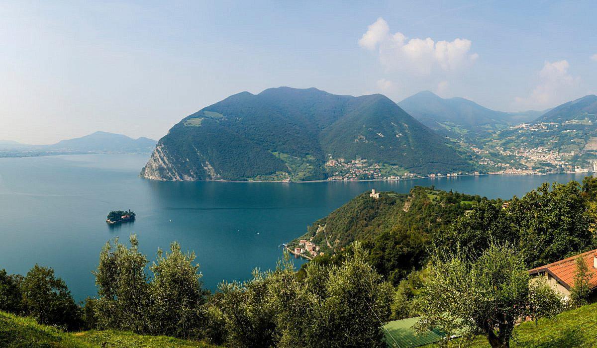 Lago d'Iseo (Iseosee) in der Lombardei | italien.de