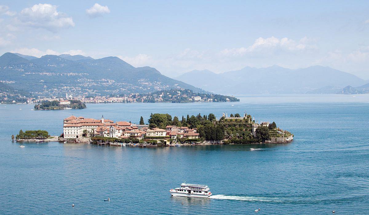 Isola Bella im Lago Maggiore, Piemont | italien.de