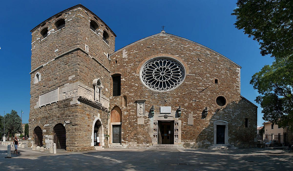 Kathedrale San Giusto, Triest | italien.de
