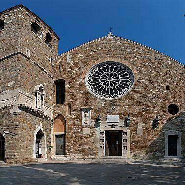 Kathedrale von Triest