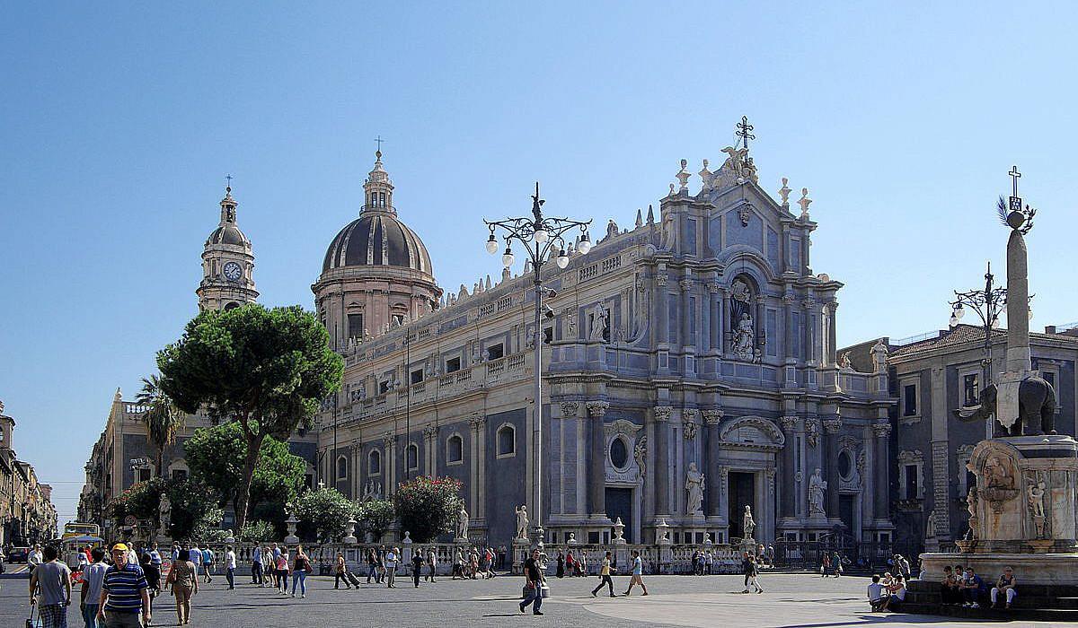 Kathedrale Sant Agata, Catania | italien.de