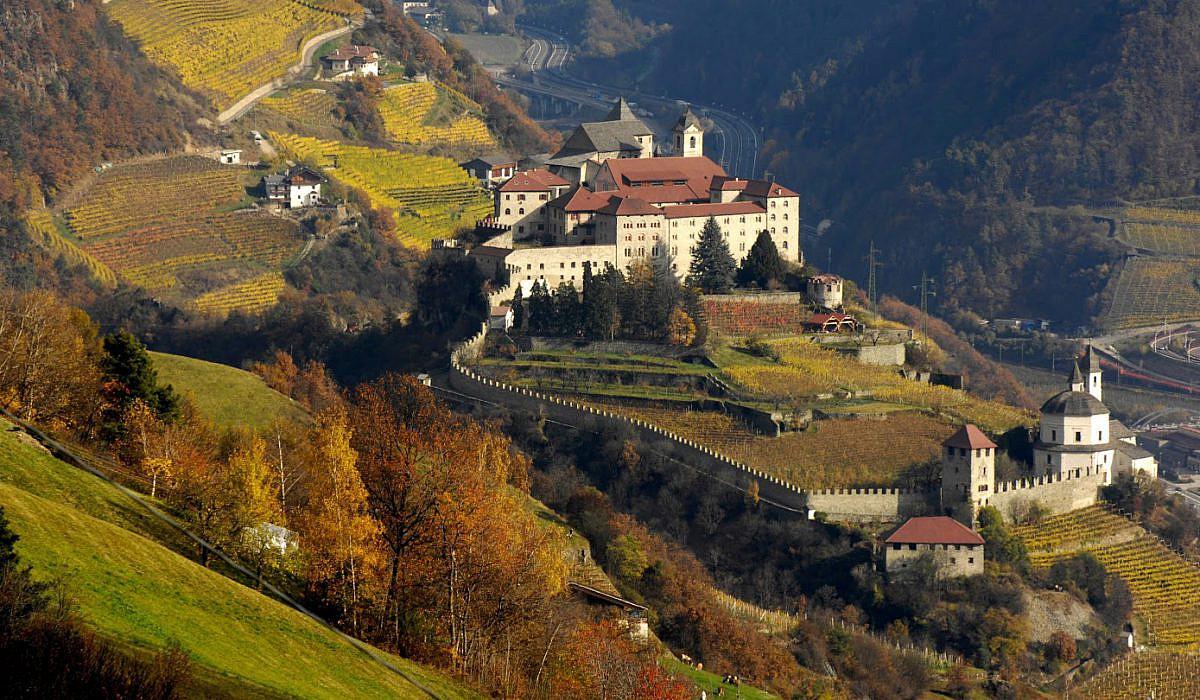 Kloster Säben in Klausen, Südtirol | italien.de