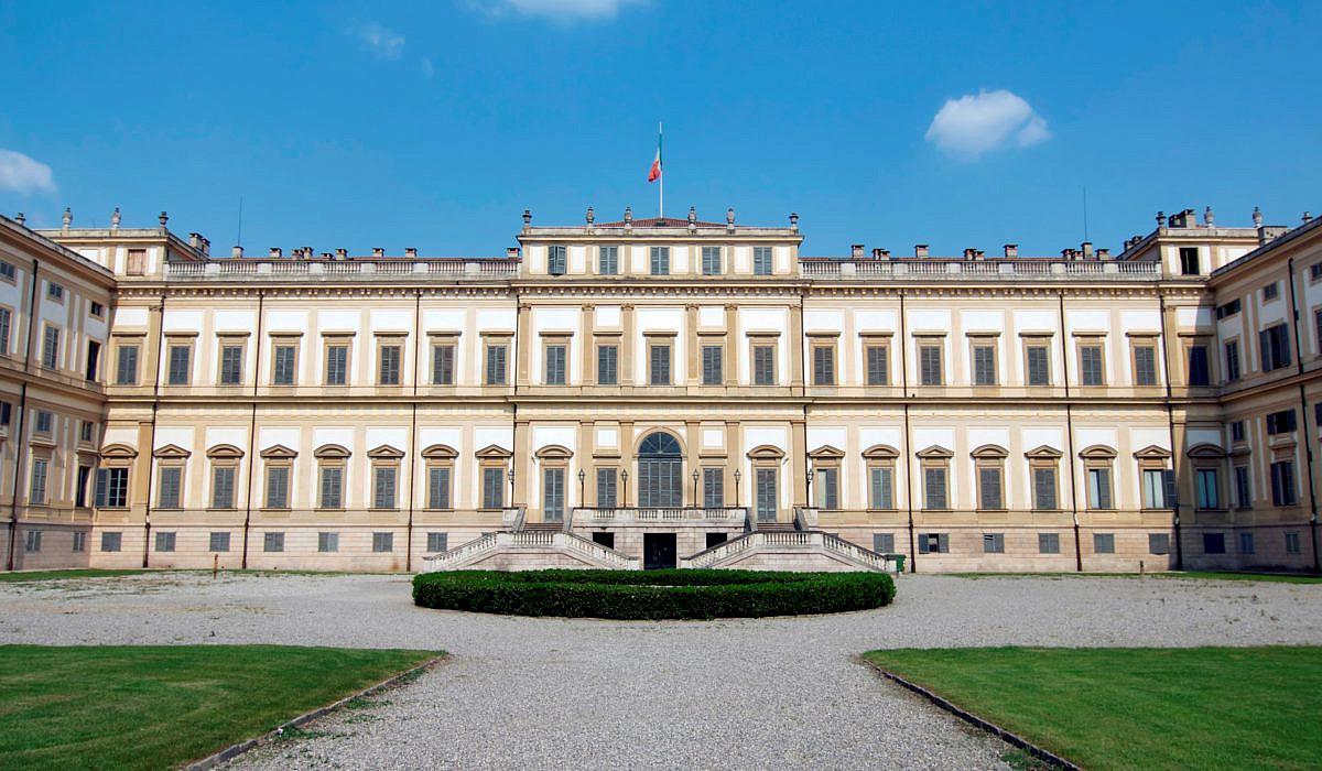 Königliche Villa in Monza, Lombardei | italien.de