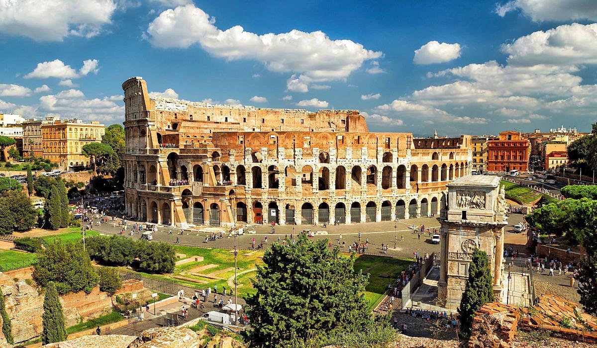 Kolosseum in Rom | italien.de