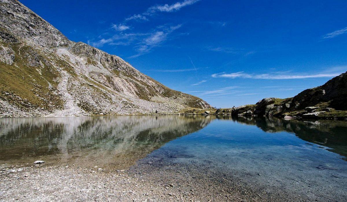 Kratzberger See bei Meran, Südtirol | italien.de