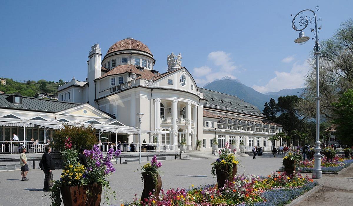 Kurhaus Meran, Südtirol | italien.de