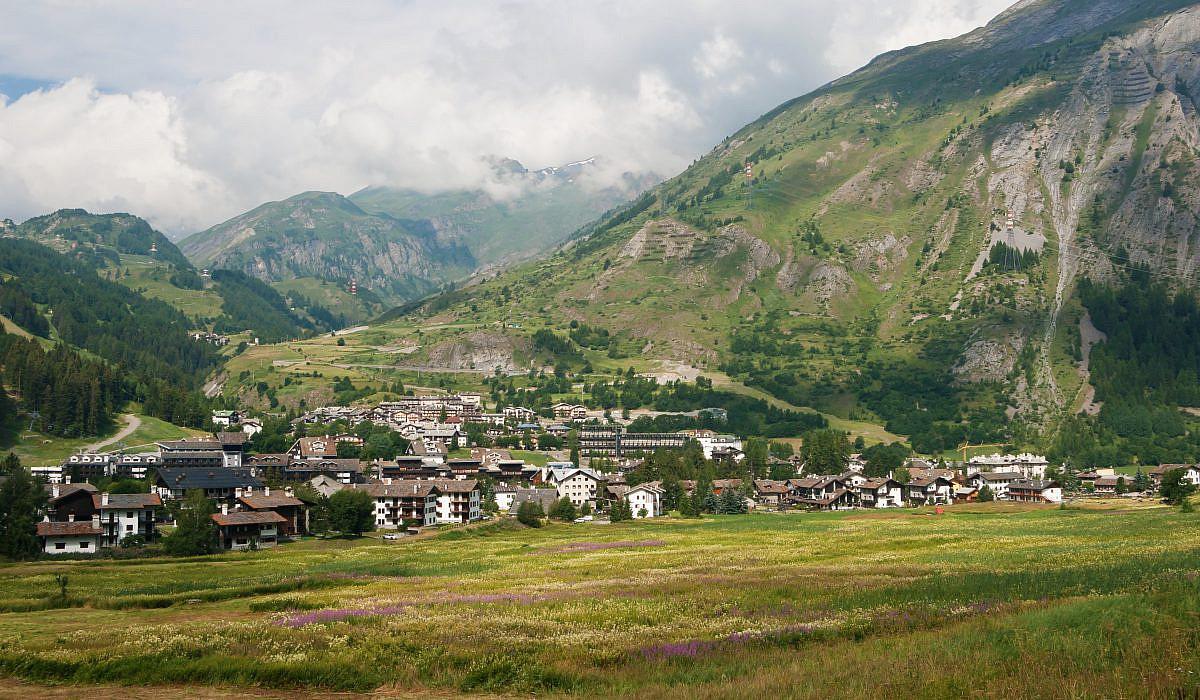 La Thuile, Aostatal | italien.de