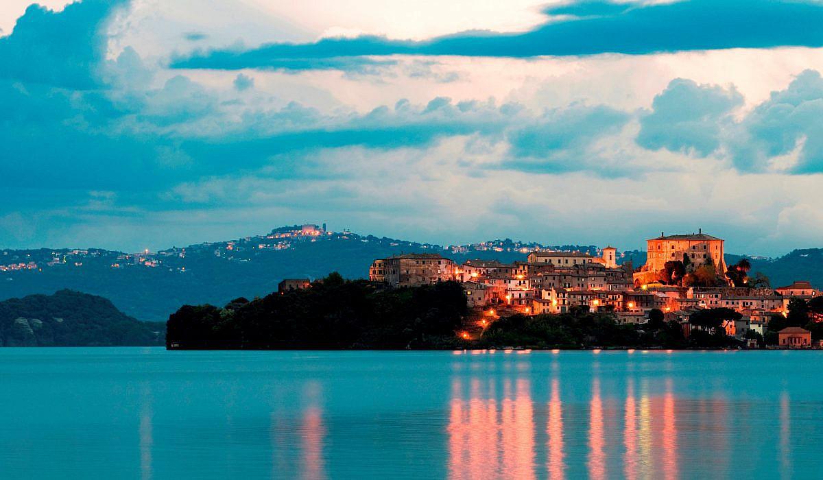 Lago di Bolsena (Bolsenasee) bei Viterbo | italien.de