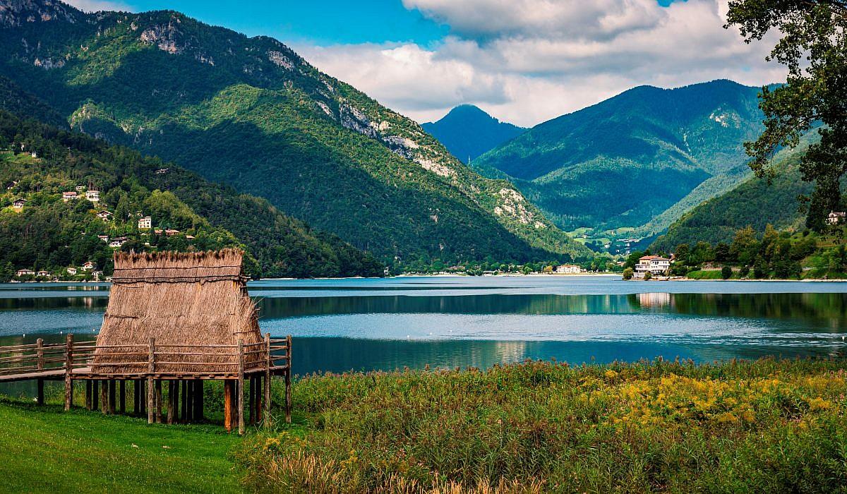 Lago di Ledro (Ledrosee) im Trentino | italien.de