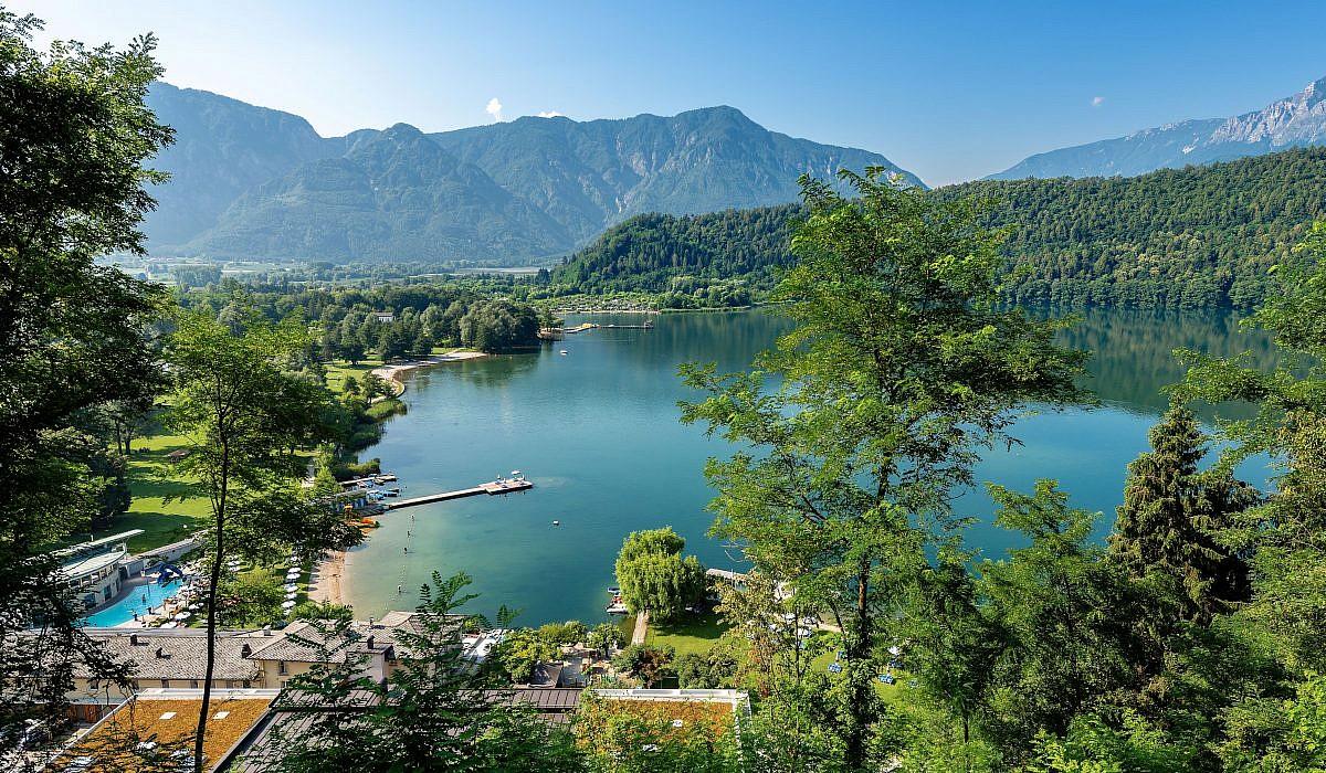 Lago di Levico, Trentino | italien.de