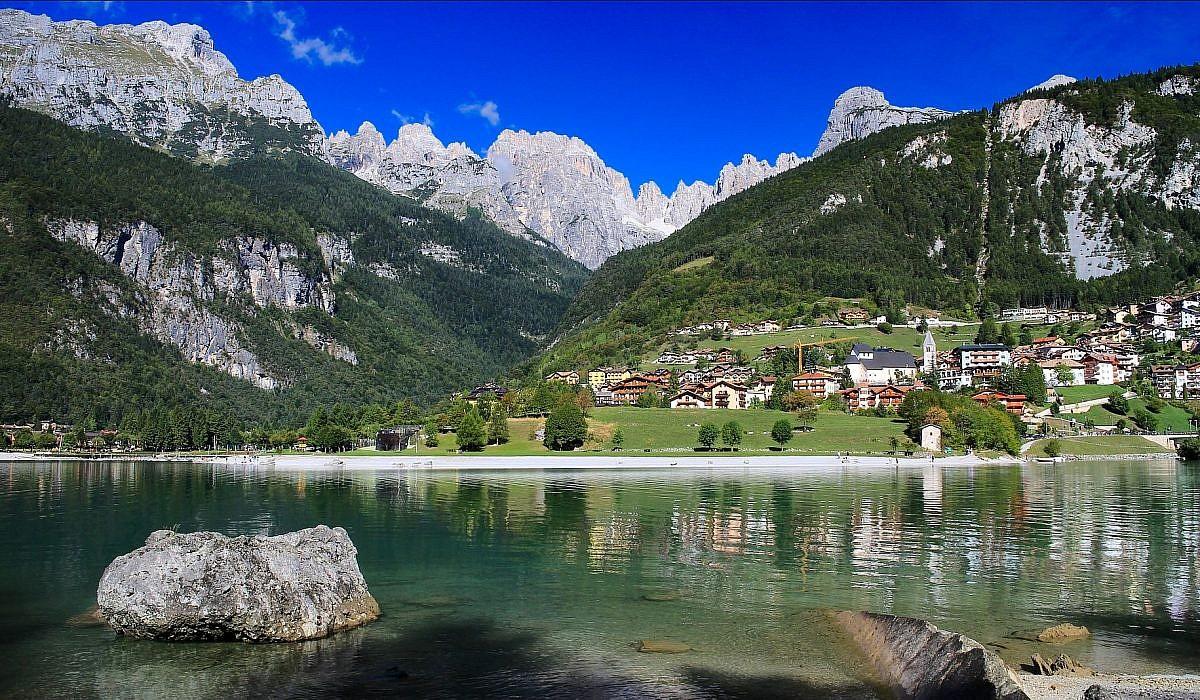Lago di Molveno, Trentino | italien.de