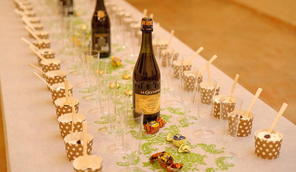 Lambrusco, Wein | italien.de