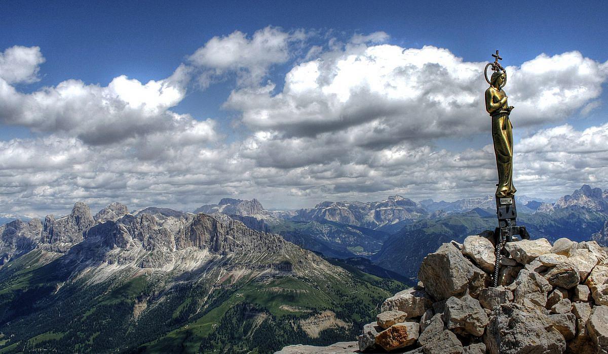 Latemar in den Dolomiten, Südtirol | italien.de