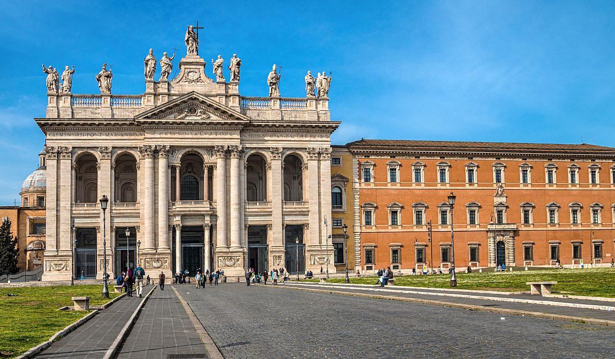 Basilika San Giovanni im Lateran, Rom | italien.de