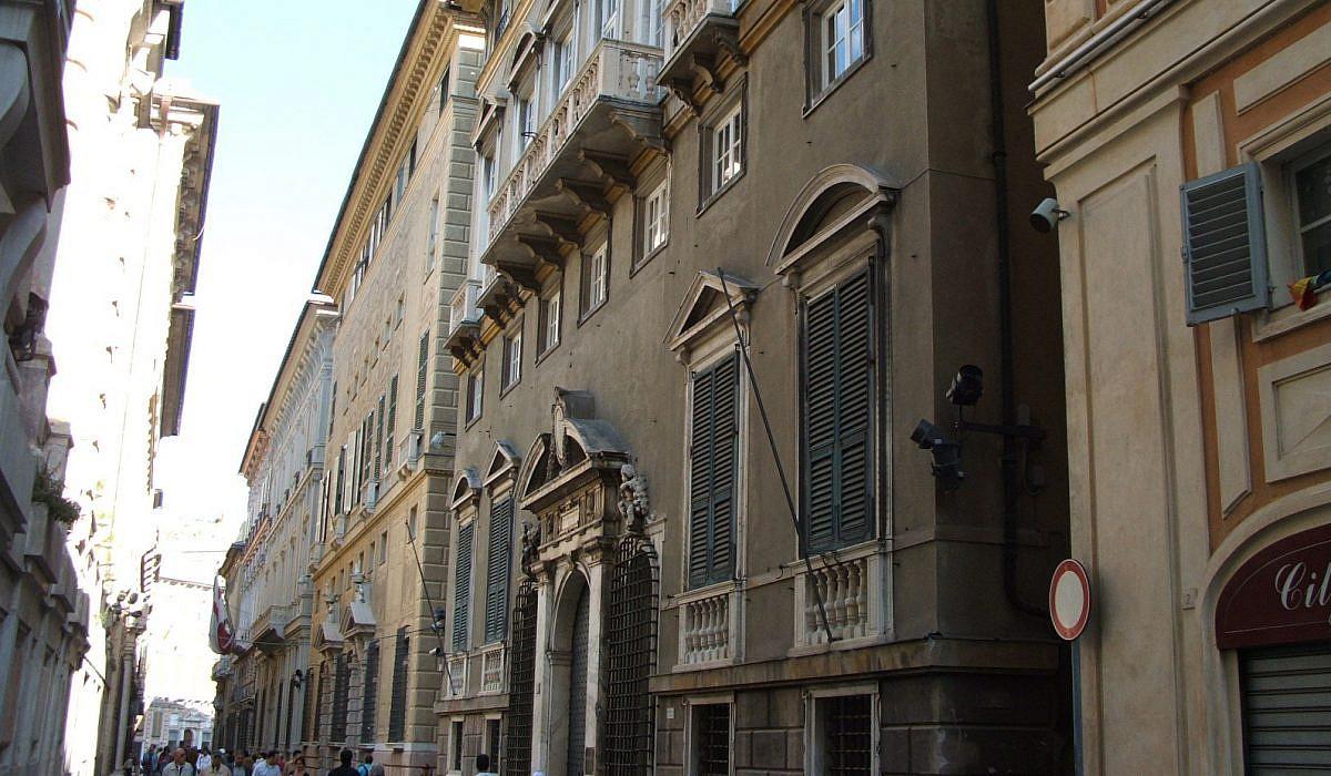 Le Strade Nuove, Genua | italien.de