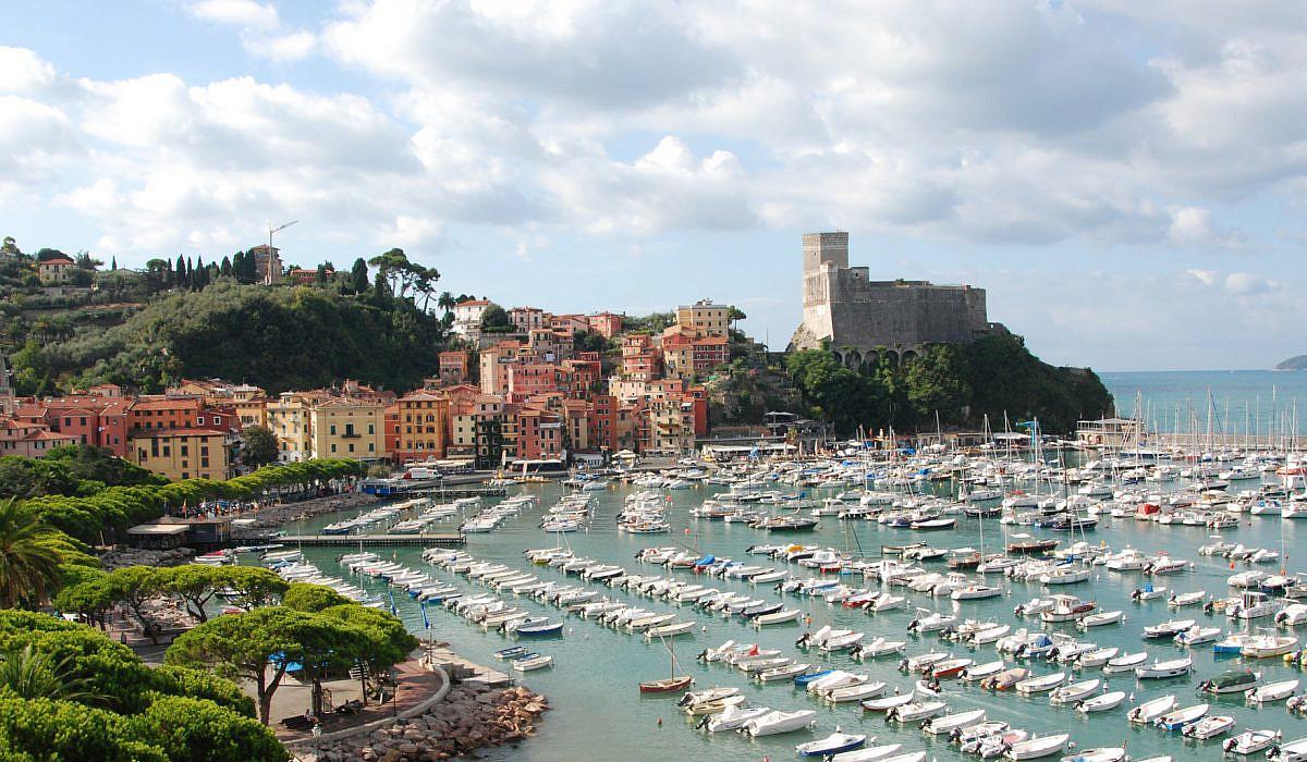 Lerici Italien Hotels
