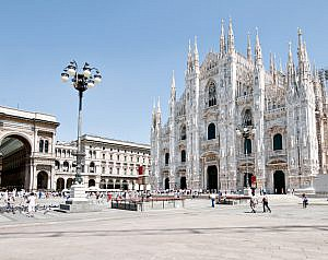 Saison für Städtereisen nach Italien