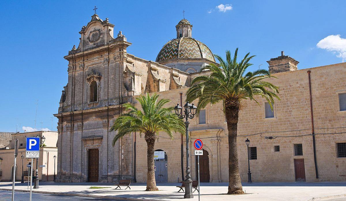 Manduria, Apulien | italien.de