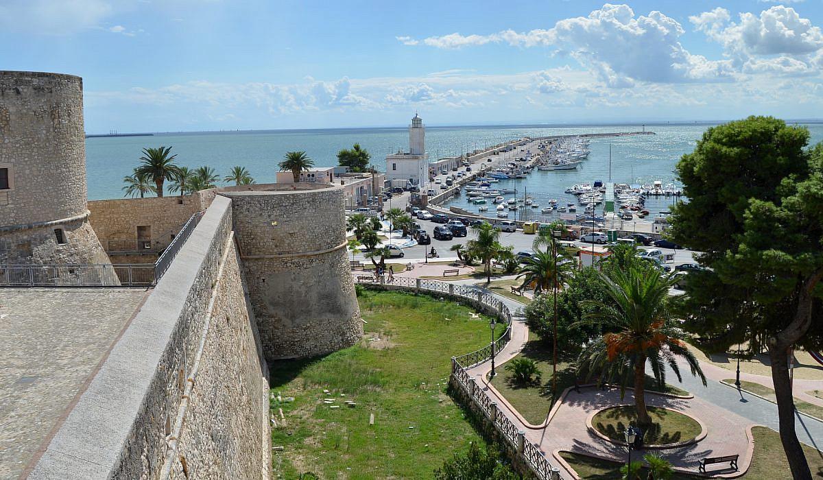 Manfredonia, Apulien | italien.de