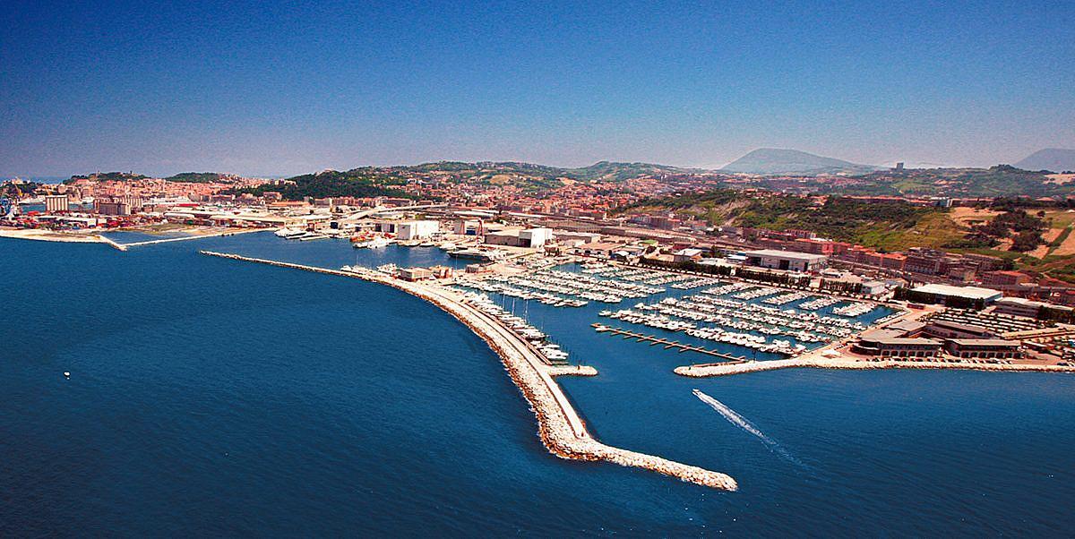 Marina Dorica Ancona, Marken | italien.de