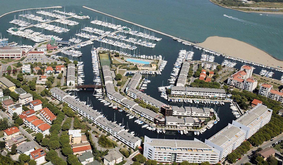 Marina Punta Faro in Lignano | italien.de