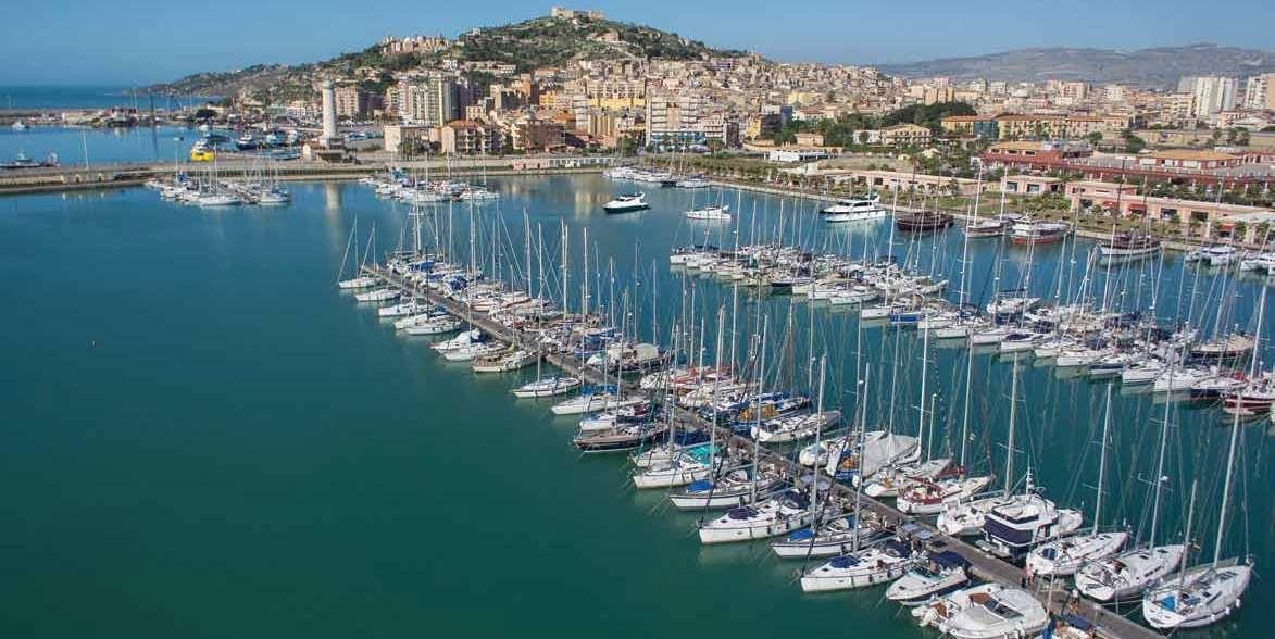 Marina di Cala del Sole, Licata, Sizilien | italien.de