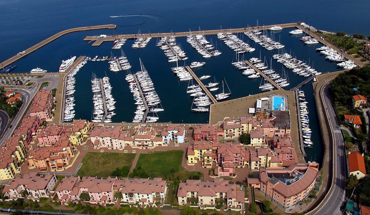 Marina Porto San Rocco, Muggia | italien.de