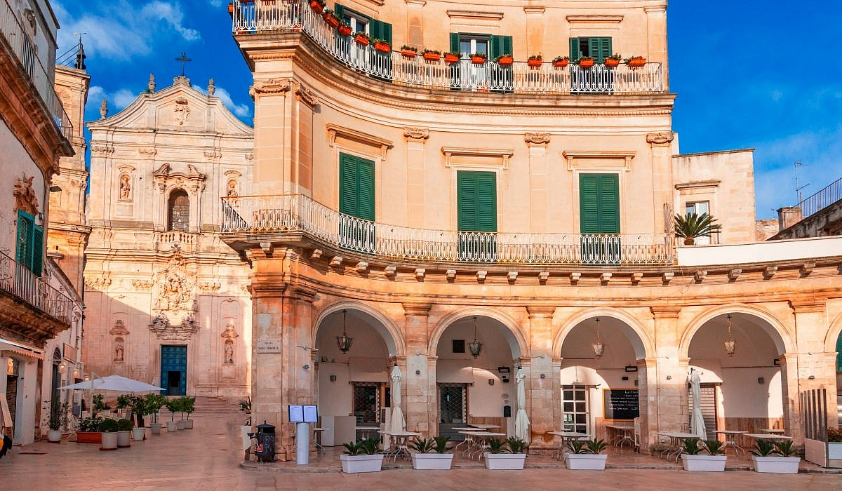 Martina Franca, Apulien | italien.de