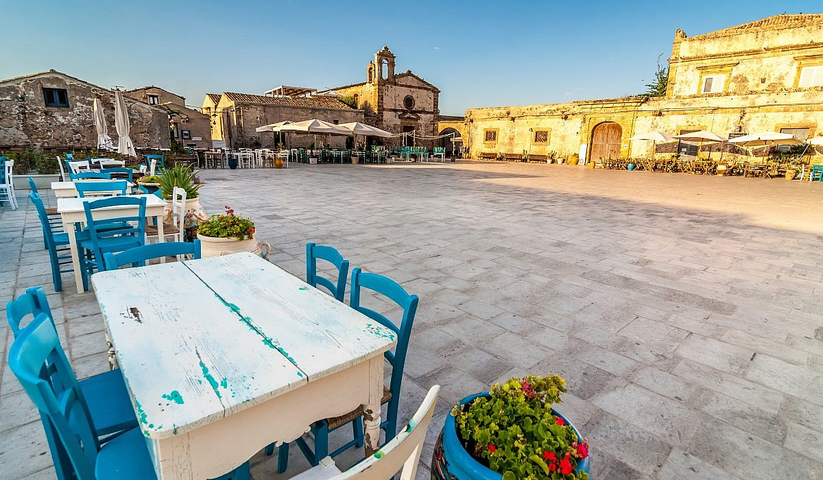 Marzamemi, Sizilien | italien.de
