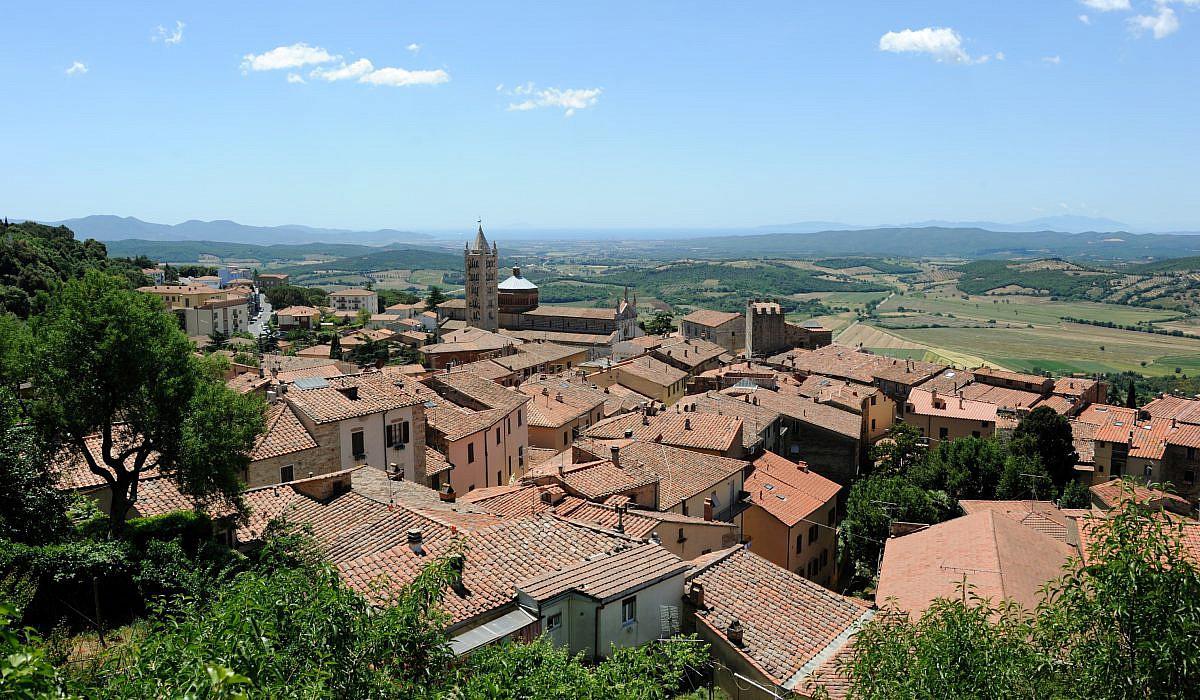 Massa Marittima, Toskana | italien.de