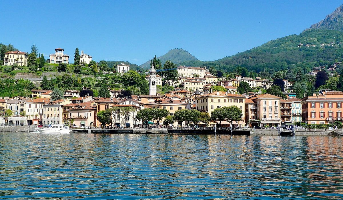 Menaggio am Comer See, Lombardei | italien.de