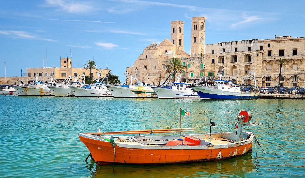 Molfetta, Apulien | italien.de