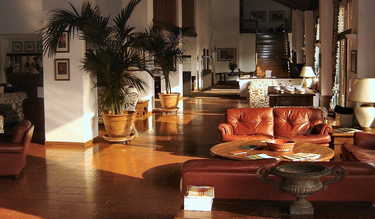 Clubhaus Molinetto Country Club, Lombardei | italien.de