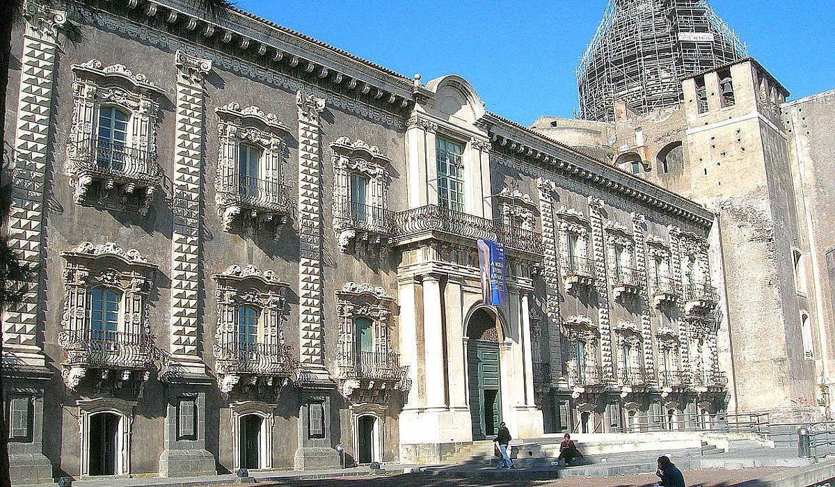 Monastero dei Benedettini, Catania | italien.de