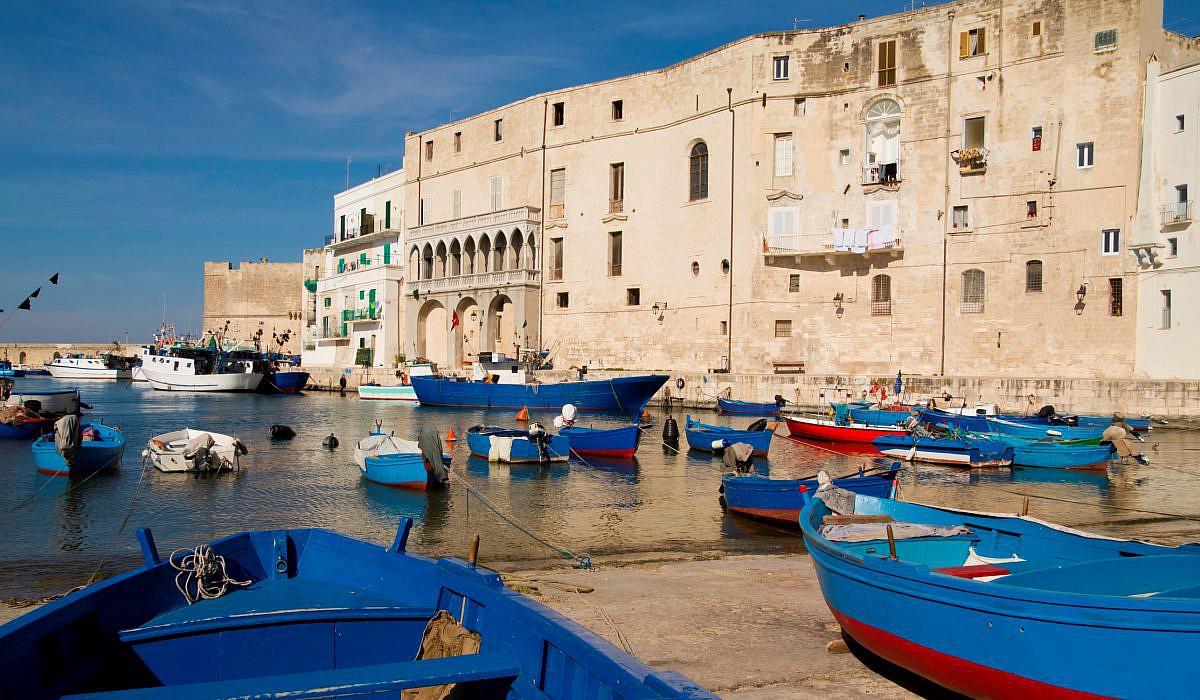 Monopoli – Apulien – italien.de