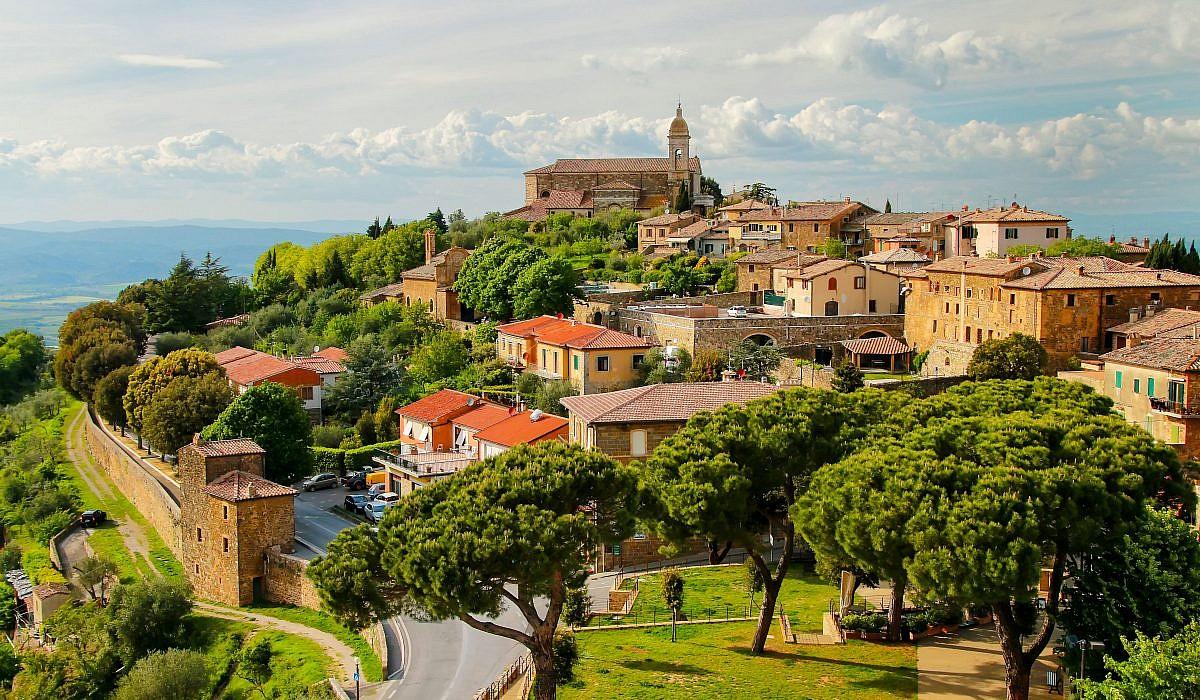 Montalcino, Toskana | italien.de