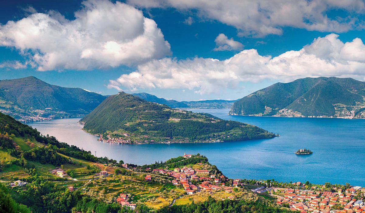 Monte Isola, Iseosee | italien.de
