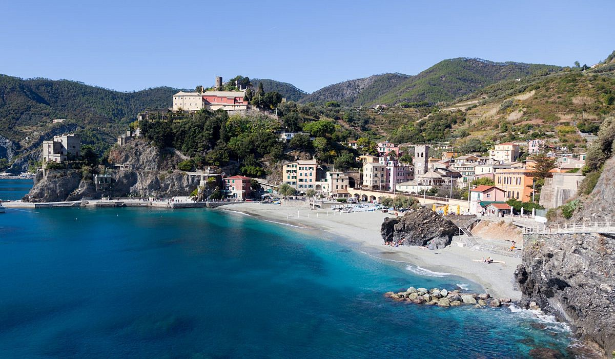 Monterosso in den Cinque Terre, Ligurien | italien.de