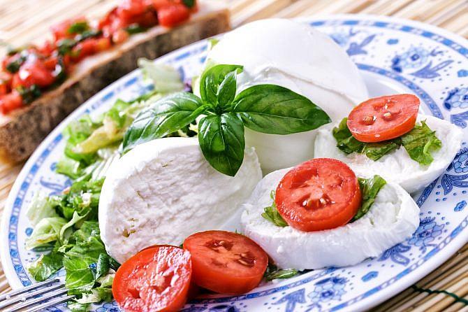 Mozzarella, Käse | italien.de