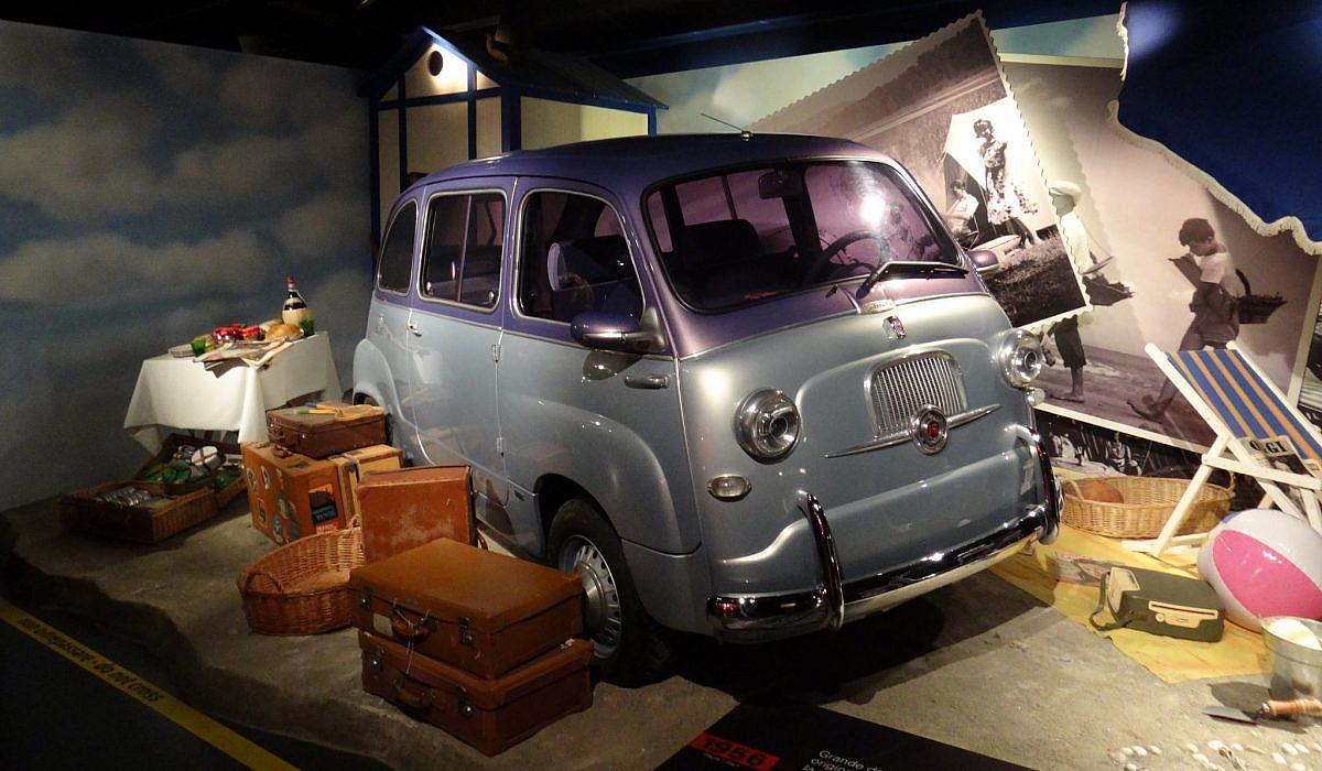 Museo Nazionale dell'Automobile, Turin | italien.de