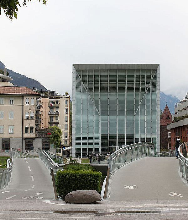 Museum für moderne Kunst Museion, Bozen | italien.de