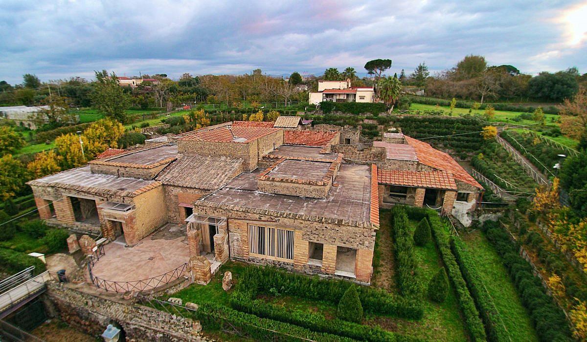 Mysterienvilla in Pompeji | italien.de